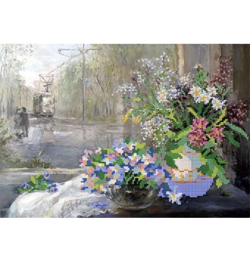 РКП-073 Первые цветы
