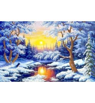 РКП-178 Зимний лес