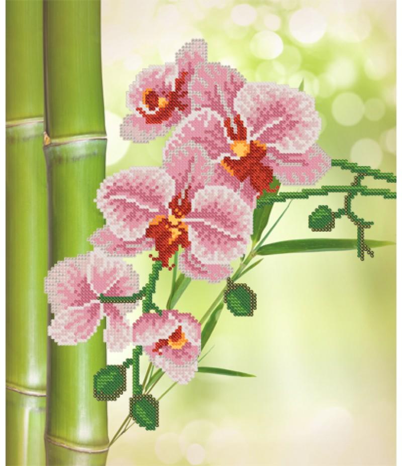 РКП-238 Тропические цветы