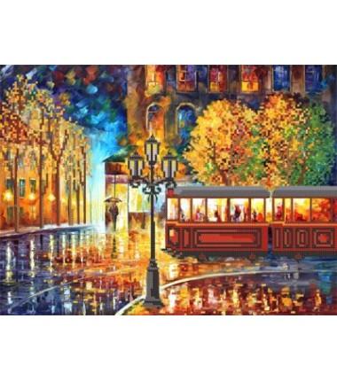 РКП-356 Осенний трамвай