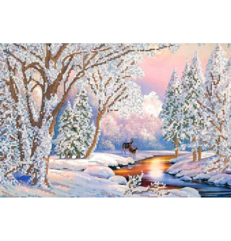 РКП-542 Белая зима