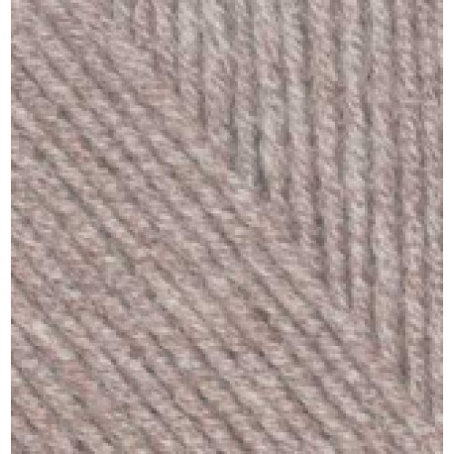 № 207 (светло-коричневый меланж)