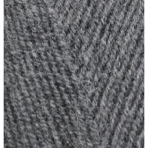 № 182 (средне-серый меланж)