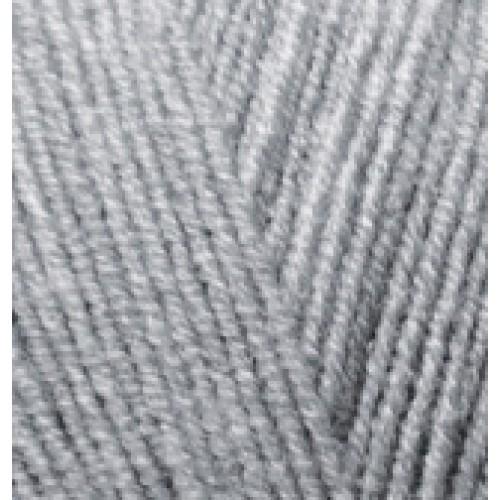 № 21 (серый меланж)
