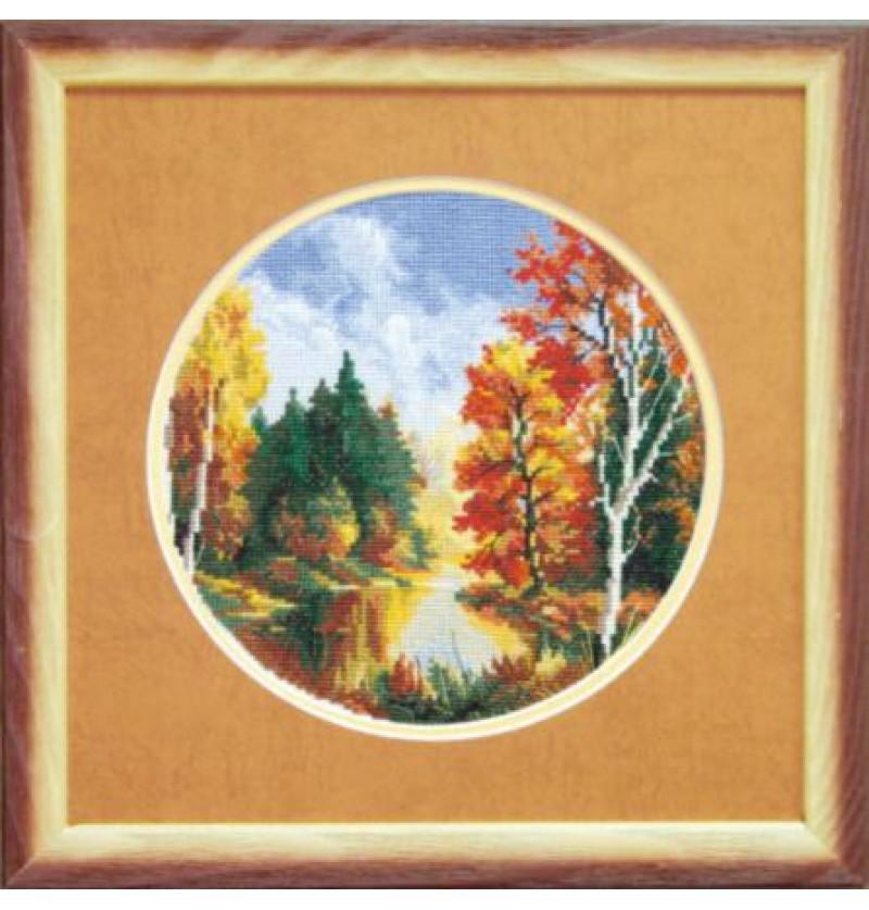 Набор для вышивки крестиком Чарівна Мить Осень