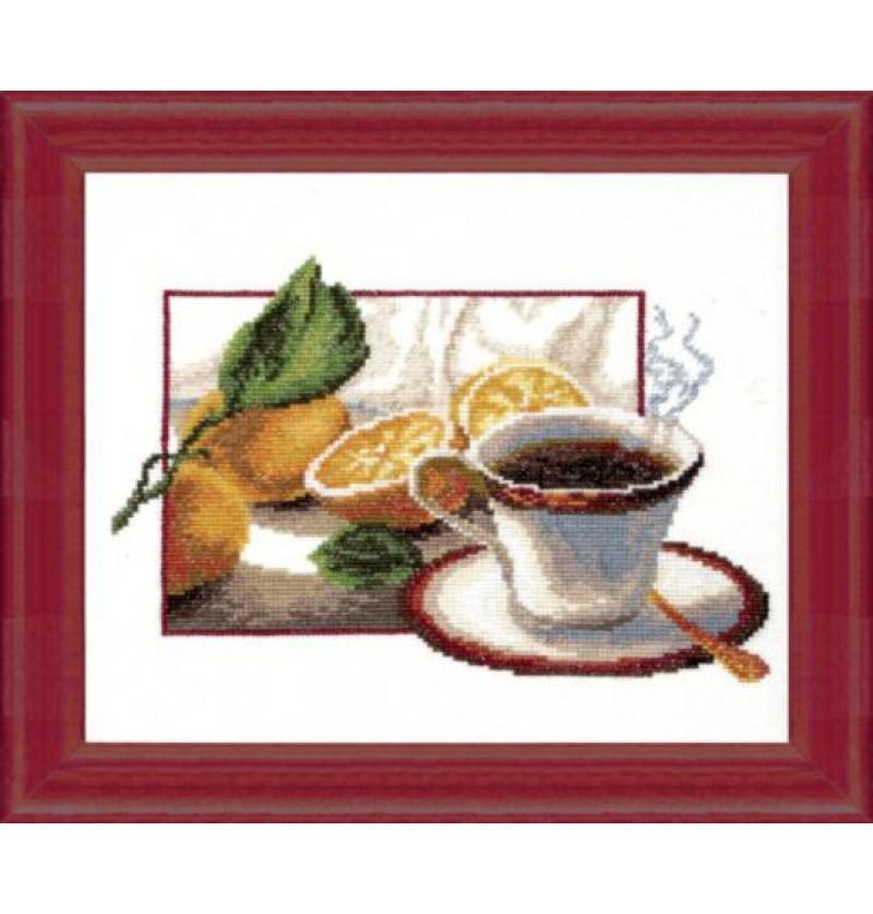 Набор для вышивки крестиком Чашка кофе