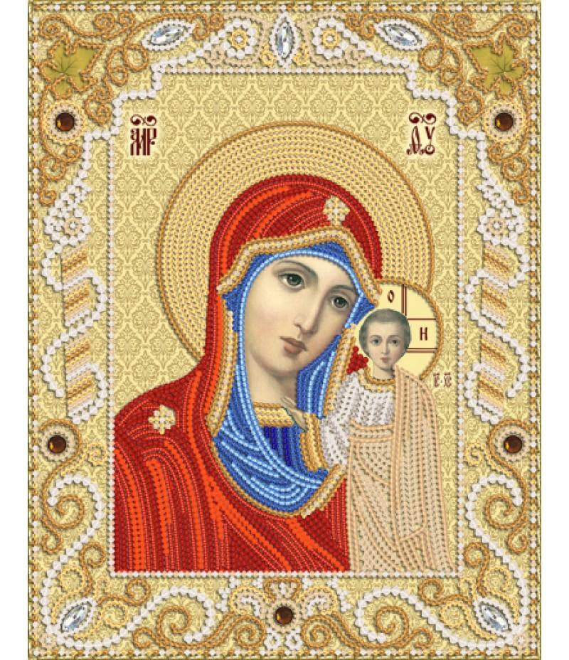 РИК-4002 Венчальная пара. Богородица Казанская