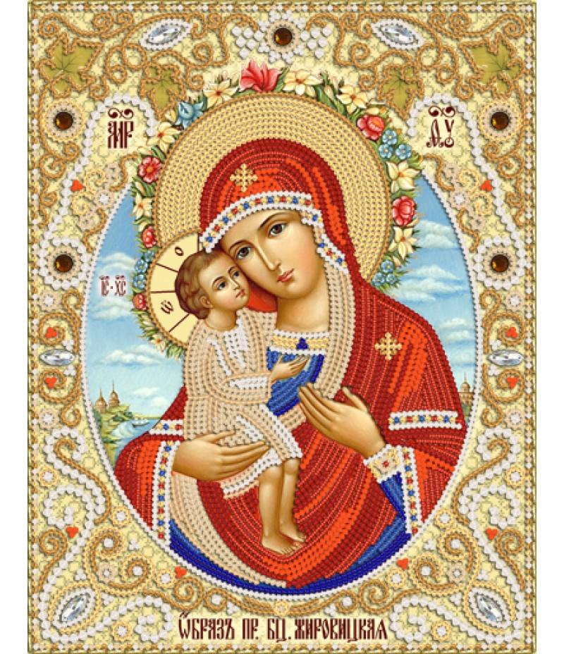 РИК-4009 Жировицкая икона Божией Матери