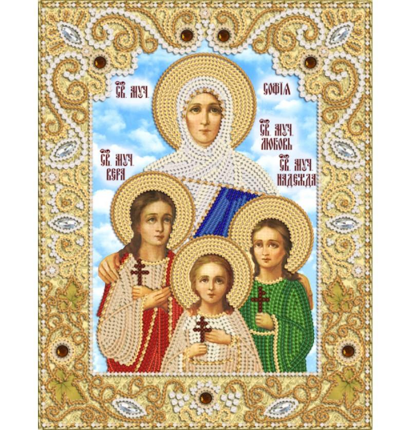 РИК-4017 Св. Мч. Вера, Надежда, Любовь и матерь их София