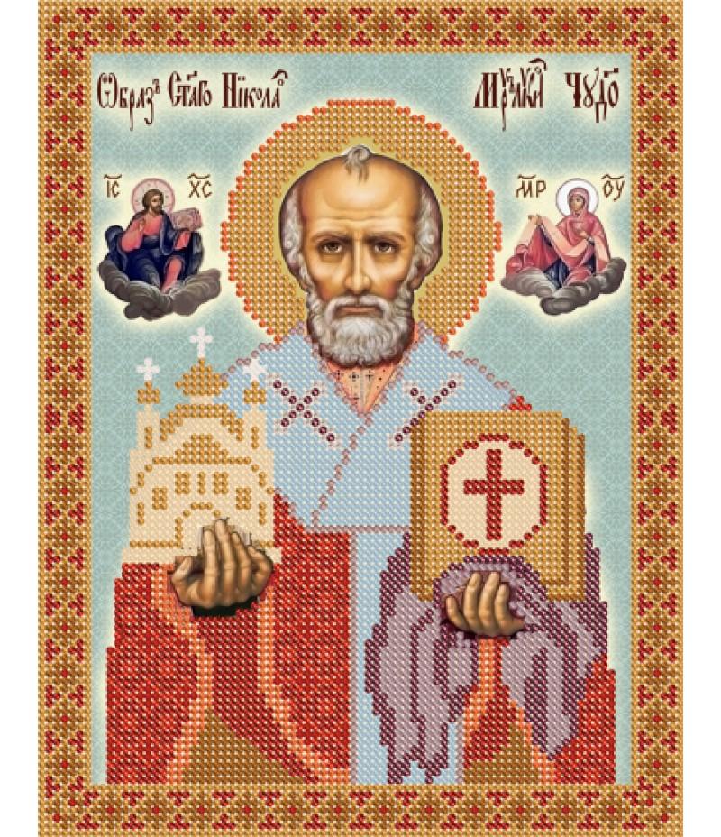 РИП-016 Св. Николай архиепископ Мир Ликийских, чудотворец