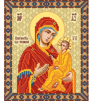 РИП-037 Тихвинская икона Божией Матери